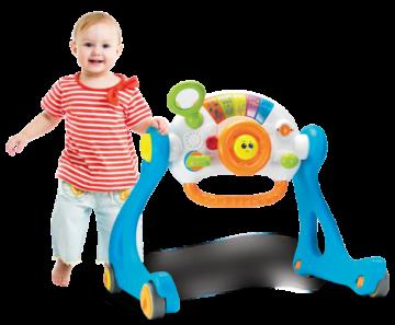 Utrudnianie chodzenia wstępem do samodzielnych zabaw na dworze