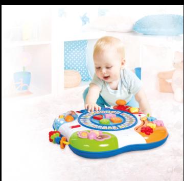 Jak nauczyć dziecko kolorów, wykorzystując zabawki?