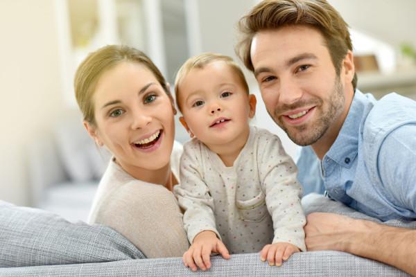 Zabawa z niemowlakiem, czyli początki nauki o emocjach