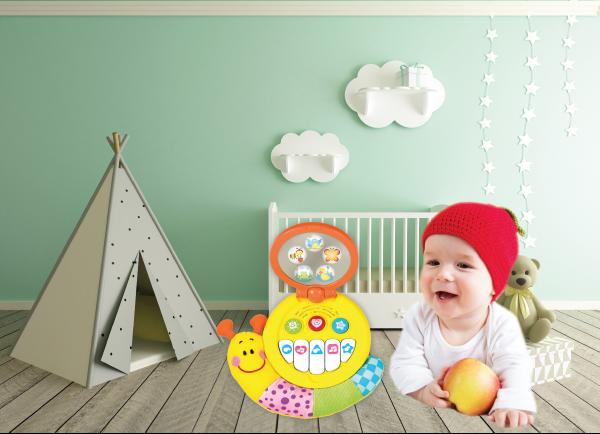 Zbyt głośne zabawki – jak zadbać o prawidłowy rozwój słuchu dzieci?