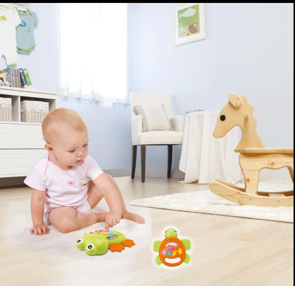 Koncentracja uwagi u niemowląt – czym jest i jak ją ćwiczyć?