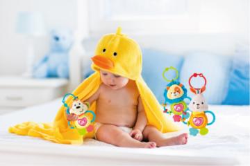Jak dbać o higienę zabawek, czyli o czystości w otoczeniu malucha