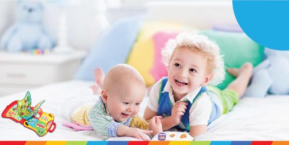 Jak wybrać pierwszą książeczkę dla niemowlaka?