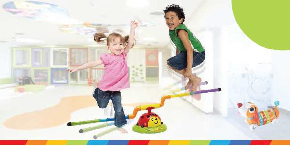 Zabawki interaktywne: jak wpływają na rozwój malucha?