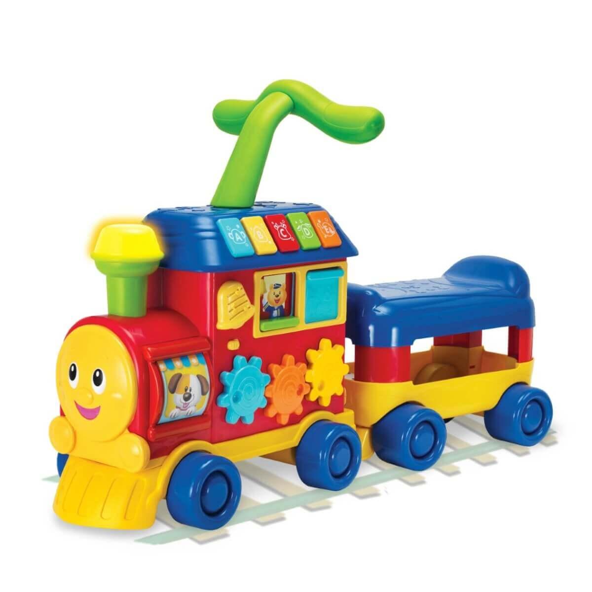 smilyplay lokomotywa rośnij ze mną