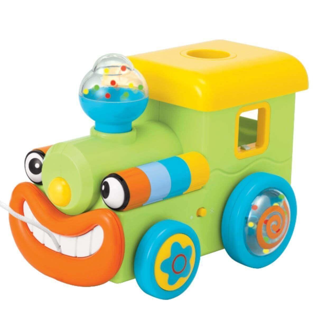 mówiąca lokomotywa sorter