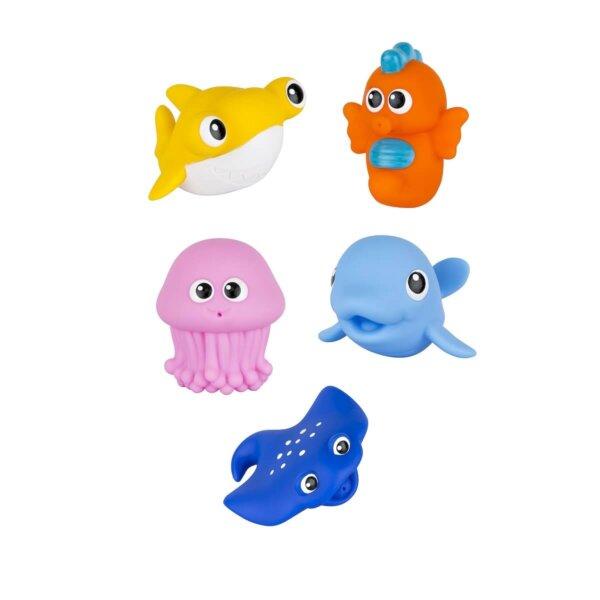 zabawki kąpielowe