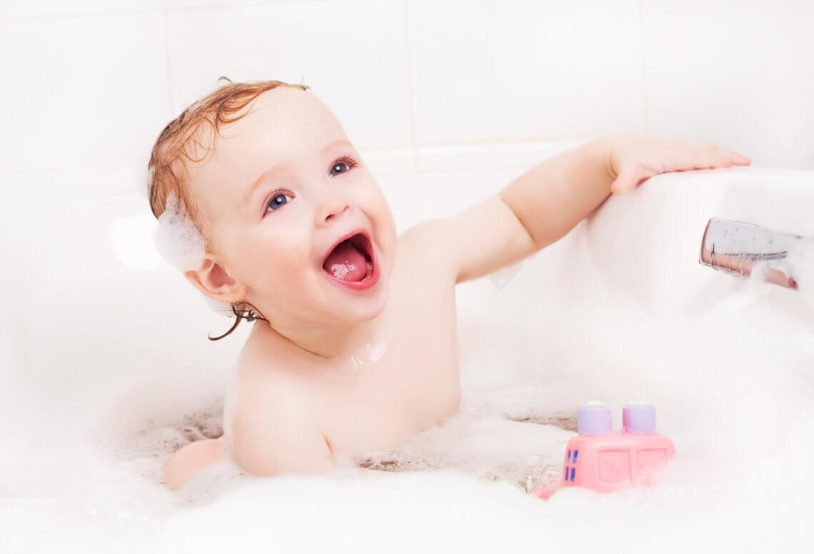 Co zrobić, gdy kąpiel dziecka okazuje się udręką?