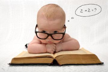 2 + 2 = 4, czyli jak nauczyć dziecko liczyć?
