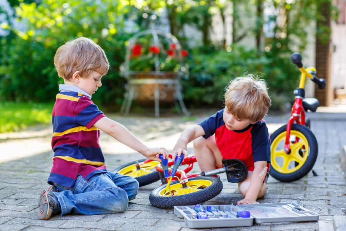 Rozwój 3-latka, czyli jakie umiejętności nabywa trzyletni szkrab?