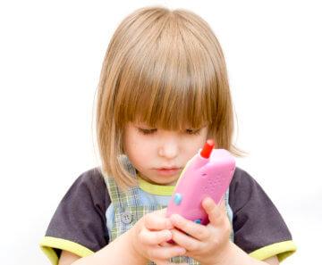 Telefon zabawka dla dzieci – bezpieczny gadżet dla najmłodszych
