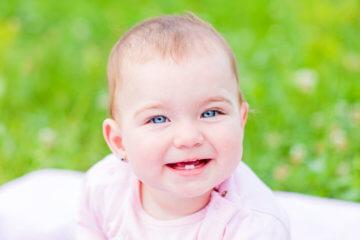 Kalendarz ząbkowania, czyli kiedy dziecko ząbkuje?