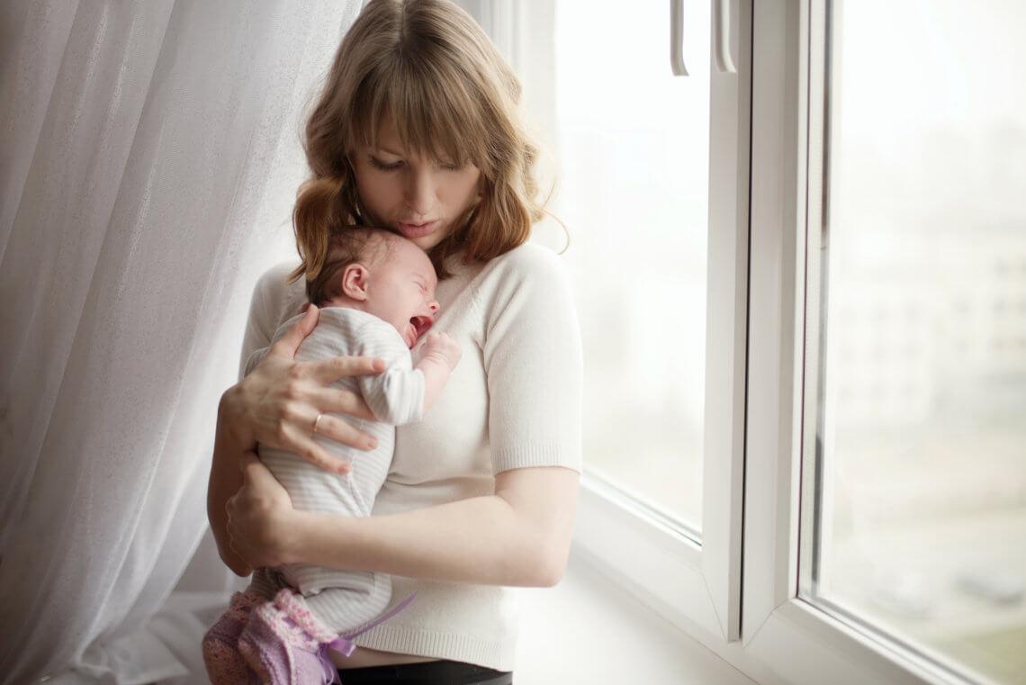 Wszystko, co musisz wiedzieć o kolce u niemowlaka