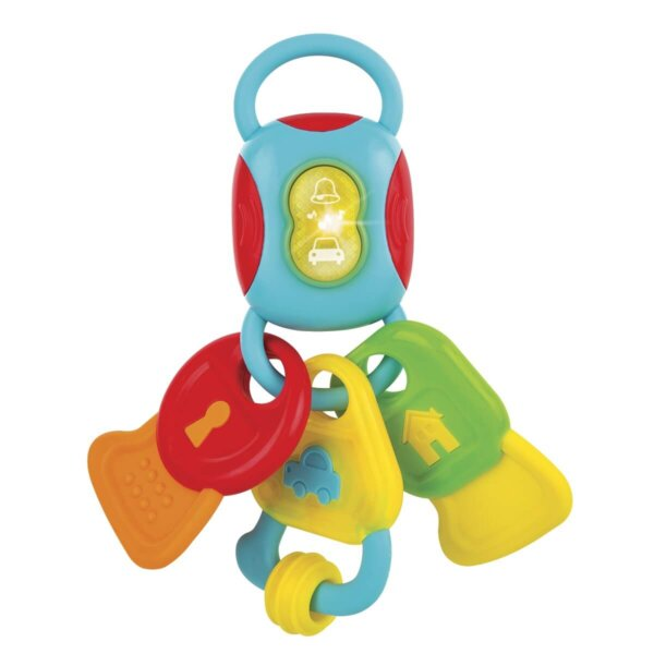 gryzaczek kluczyki