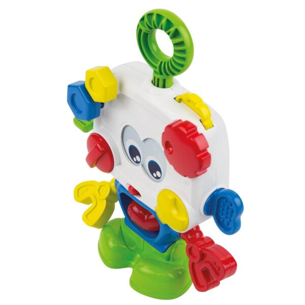 aktywny robot