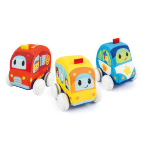 Cudowna Pojazdy zabawki i samochodziki dla dzieci | Smily Play JH67