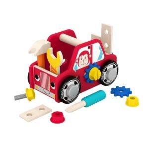 auto z narzędziami