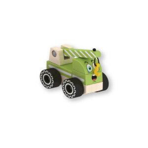 pojazd budowlany