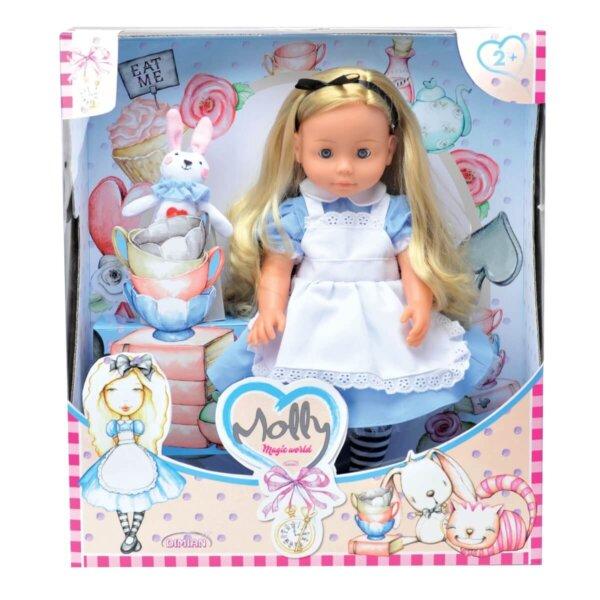 lalka dla dziewczynek molly alicja