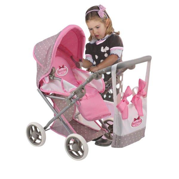 wózek spacerówka dla lalek
