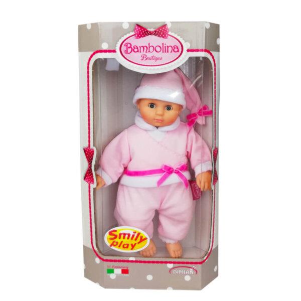 lalka dla dzieci bambolina