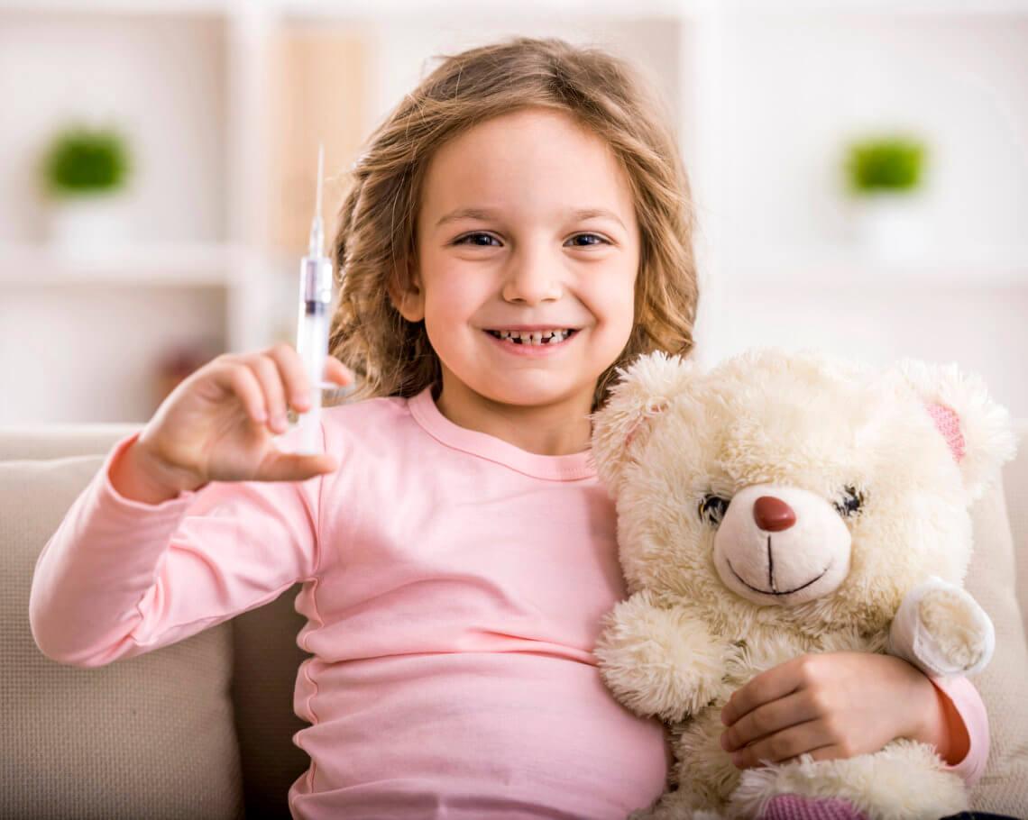 Jak przygotować dziecko do szczepienia?