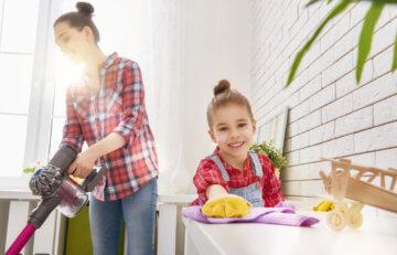 Jakie są obowiązki dziecka, czyli jak włączyć dziecko do prac domowych?