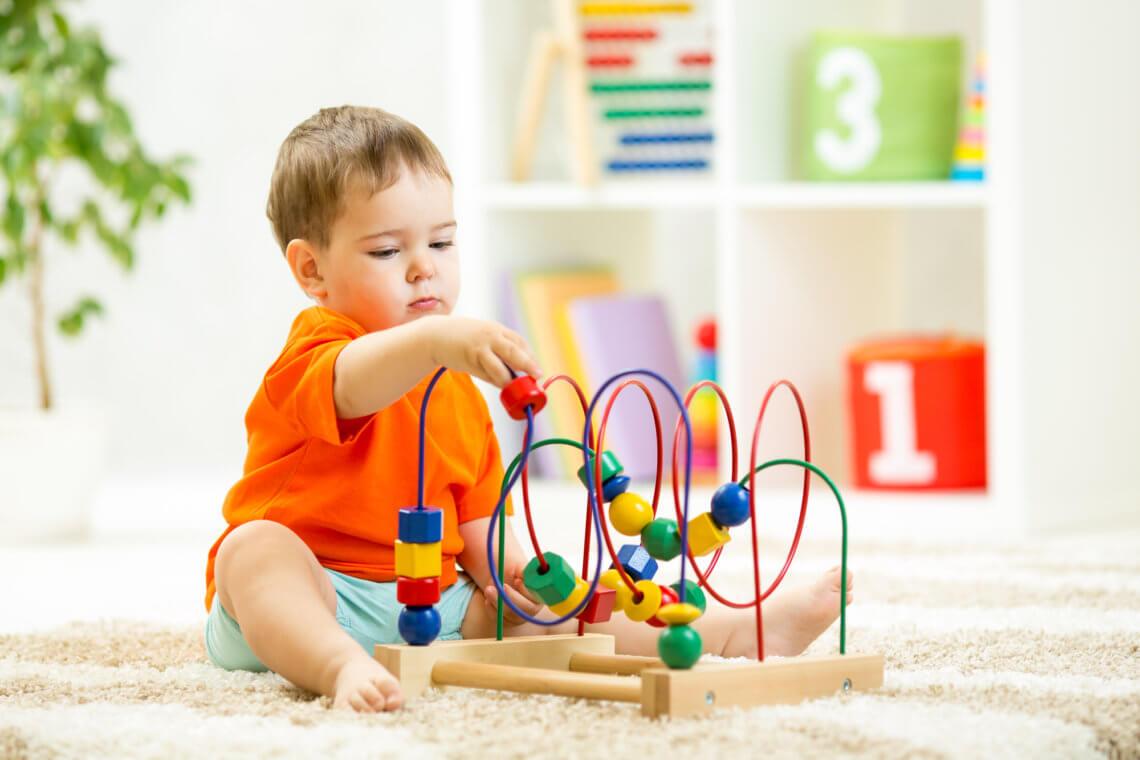 Zabawki zręcznościowe dla dzieci – jakie wybrać?