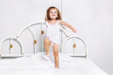 Zabawy ruchowe dla dzieci, czyli jak wykorzystać energię kilkulatka