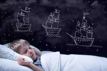 10 sposobów jak nauczyć dziecko spać w łóżeczku