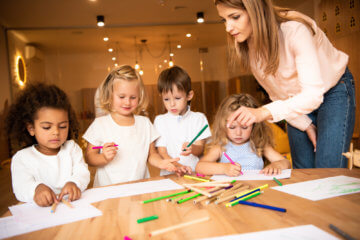 Wczesna edukacja alternatywna – przedszkole demokratyczne