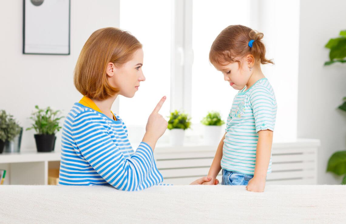 Jak karać dziecko za złe zachowanie? Jak robić to właściwie?