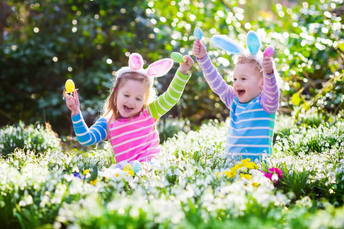 Kiedy przychodzi zając? O tradycji wręczania prezentów na Wielkanoc dla dzieci