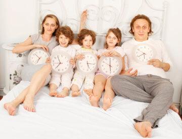 W jaki sposób wytłumaczyć dziecku, czym jest czas?