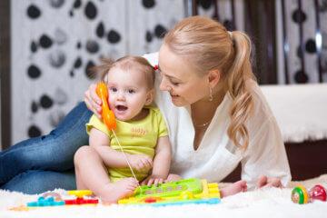 Rozmowy jednostronne, czyli jak namówić dziecko do mówienia?