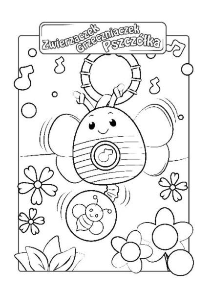 Grzeczniaczek Pszczółka