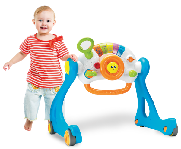 Utrudnienie chodzenia – Wstęp do samodzielnych zabaw podwórkowych