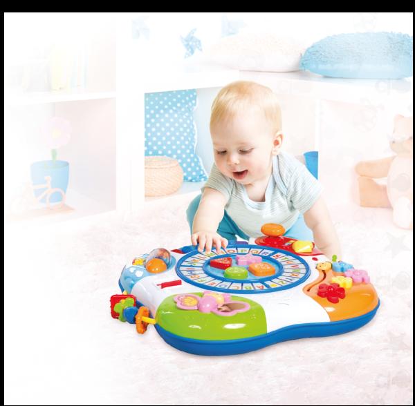 Kolory i faktury  – Jak kreatywnie wykorzystać wszystkie możliwości zabawek?