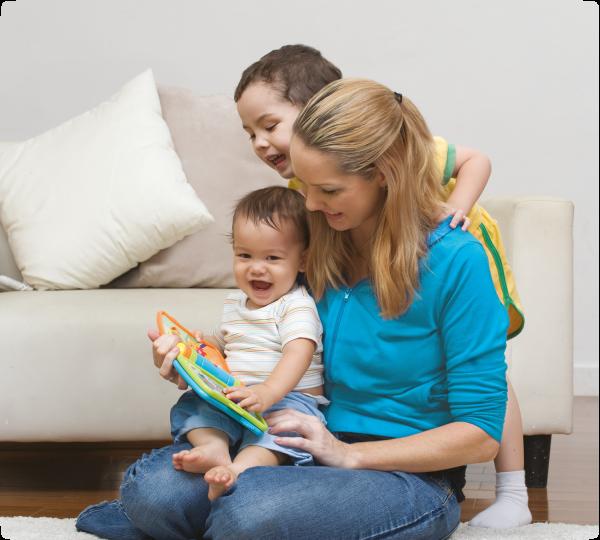 Koncentracja dziecka – Czyli jak planować zabawę, aby była ciekawa dla rodziców i ich pociech