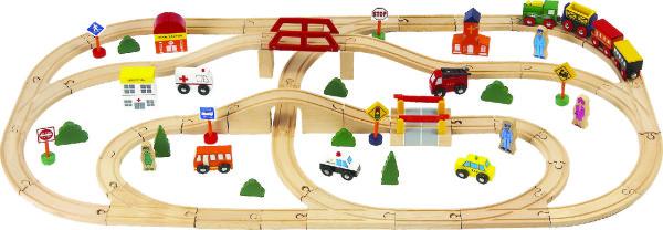 Budujemy zamki, mosty – zabawy konstrukcyjne w wieku przedszkolnym