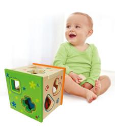 Dlaczego drewniane zabawki są fajne