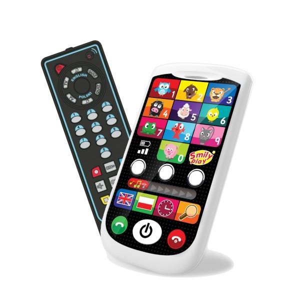 Smily Play SMARTFON I PILOT TV