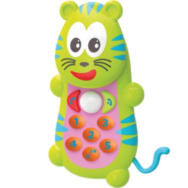 Smily Play TELEFONICZNY TYGRYS