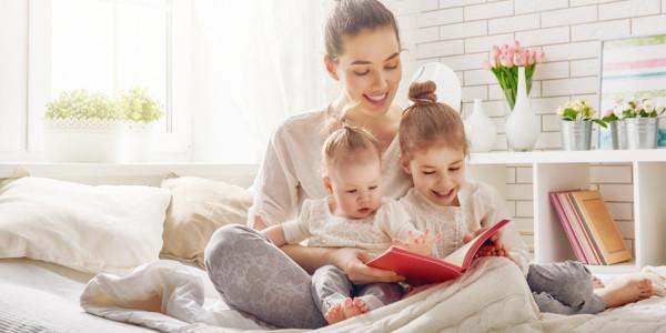 Książeczki doskonałą okazją do opowiadania dziecku o otaczającym je świecie.