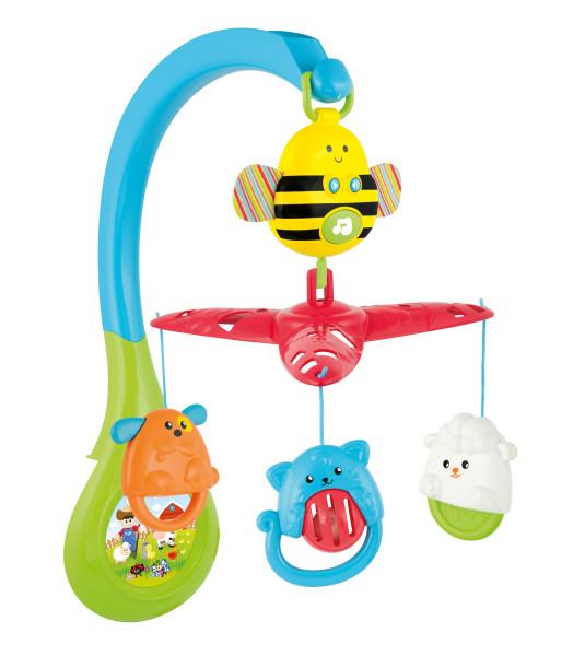 Smily Play Pracowita Pszczółka Karuzelka 3 w 1